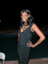 My first Herve Leger Dress 2011