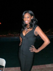 My first Herve Leger Dress 2011